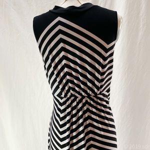Enfocus Studio Dresses - En Focus black and white Maxi dress